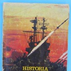 Coleccionismo Álbumes: ALBUM INCOMPLETO. HISTORIA DE LA GUERRA. CHOCOLATE CHOCOLATES LAS COMAS CEMOI, OLOT, 1968.. Lote 39706199
