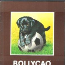 Coleccionismo Álbumes: .1 ALBUM DE ** BOLLYCAO - TU MEJOR AMIGO** 1994 - CON SOLO 13 CROMOS PEGADOS. Lote 39770929