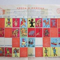 Coleccionismo Álbumes: CESTA Y PUNTOS - ALBUM INCOMPLETO PIPAS TOSTAVAL - (ALB -45). Lote 40927877