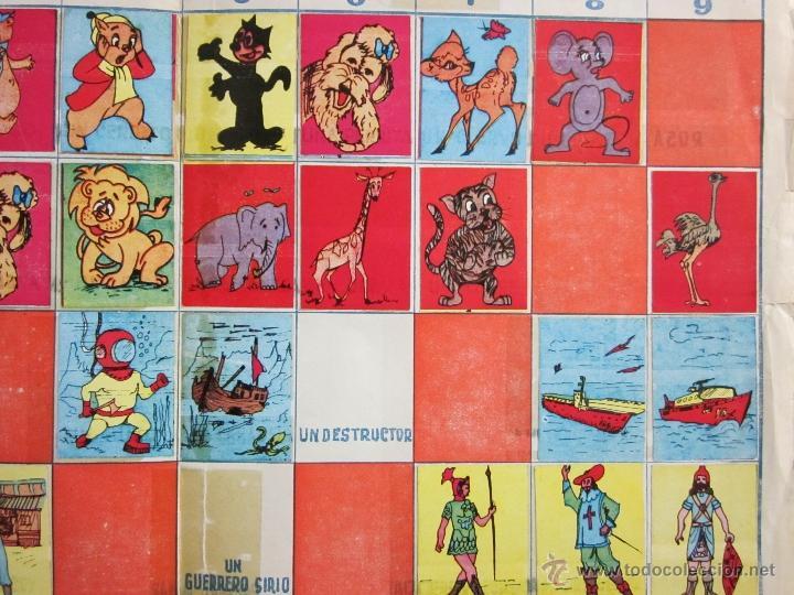 Coleccionismo Álbumes: CESTA Y PUNTOS - ALBUM INCOMPLETO PIPAS TOSTAVAL - (ALB -45) - Foto 3 - 40927877