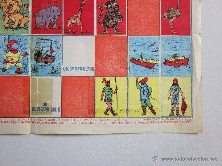 Coleccionismo Álbumes: CESTA Y PUNTOS - ALBUM INCOMPLETO PIPAS TOSTAVAL - (ALB -45) - Foto 4 - 40927877
