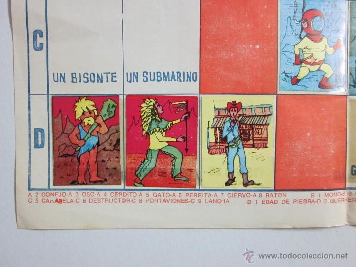 Coleccionismo Álbumes: CESTA Y PUNTOS - ALBUM INCOMPLETO PIPAS TOSTAVAL - (ALB -45) - Foto 6 - 40927877