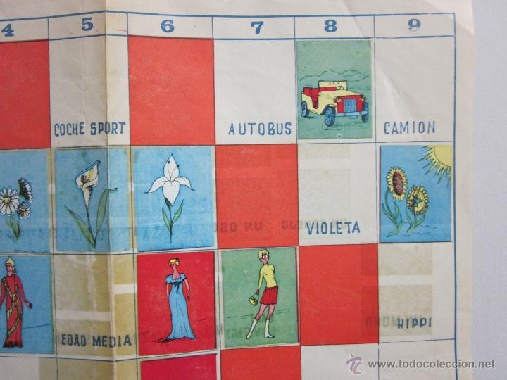 Coleccionismo Álbumes: CESTA Y PUNTOS - ALBUM INCOMPLETO PIPAS TOSTAVAL - (ALB -45) - Foto 8 - 40927877