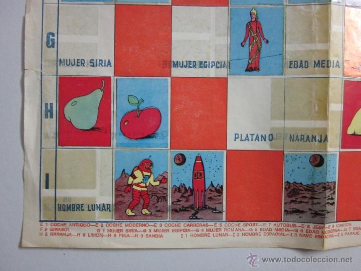 Coleccionismo Álbumes: CESTA Y PUNTOS - ALBUM INCOMPLETO PIPAS TOSTAVAL - (ALB -45) - Foto 10 - 40927877