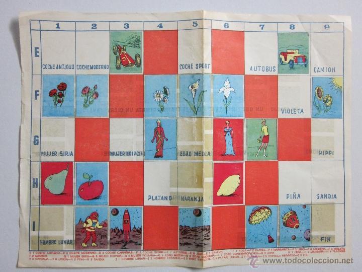 Coleccionismo Álbumes: CESTA Y PUNTOS - ALBUM INCOMPLETO PIPAS TOSTAVAL - (ALB -45) - Foto 11 - 40927877