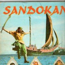 Coleccionismo Álbumes: SANDOKAN-PORTUGUES. Lote 40953939
