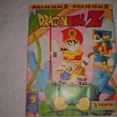 Coleccionismo Álbumes: DRAGON BALL Z PANINI. Lote 156910284