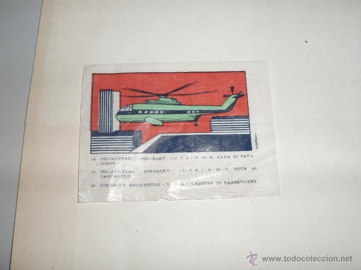 Coleccionismo Álbumes: ALBUM CHICLE NEGRO COSMOS - Foto 4 - 39394649