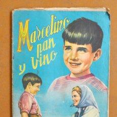 Coleccionismo Álbumes: ALBUM MARCELINO PAN Y VINO. EDITORIAL FHER. Lote 42277792