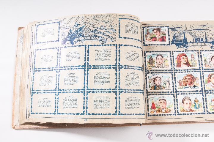 Coleccionismo Álbumes: ALBUM DE HISTORIA NATURAL,INCONPLETO COLECCION DE CHOCOLATE JUNCOSA - Foto 4 - 42356792