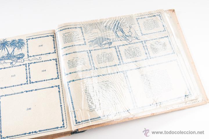 Coleccionismo Álbumes: ALBUM DE HISTORIA NATURAL,INCONPLETO COLECCION DE CHOCOLATE JUNCOSA - Foto 8 - 42356792