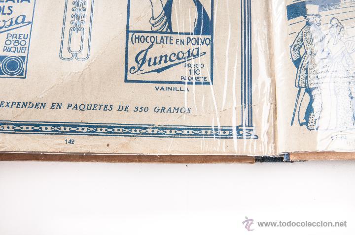 Coleccionismo Álbumes: ALBUM DE HISTORIA NATURAL,INCONPLETO COLECCION DE CHOCOLATE JUNCOSA - Foto 9 - 42356792