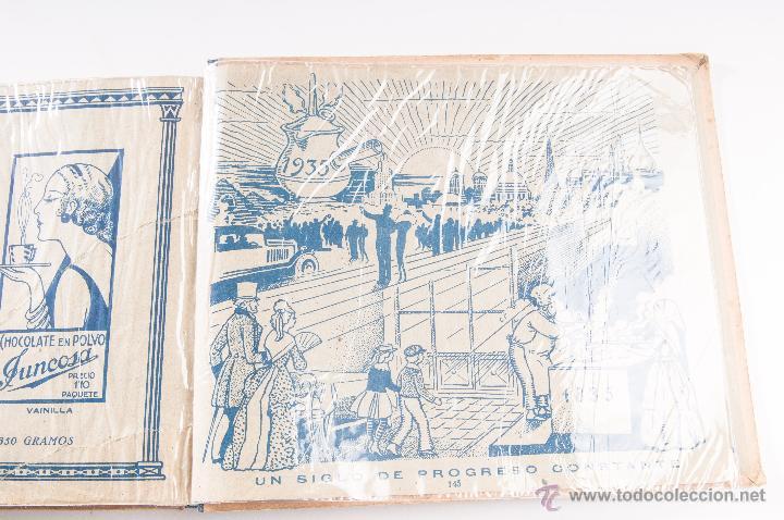 Coleccionismo Álbumes: ALBUM DE HISTORIA NATURAL,INCONPLETO COLECCION DE CHOCOLATE JUNCOSA - Foto 10 - 42356792