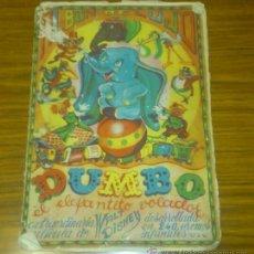 Coleccionismo Álbumes: DUMBO - ALBUM DE CROMOS FHER. Lote 90419470