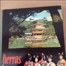Coleccionismo Álbumes: ALBUM DE CROMOS NESTLE TIERRAS LEJANAS 1961, SOLO FALTA UN CROMO, EL 138. Lote 42817299