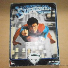 Coleccionismo Álbumes: ALBUM SUPERMAN DE FHER SOLO FALTA 1 EL Nº101. Lote 42830075