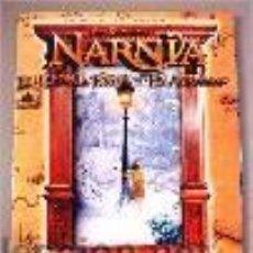 Coleccionismo Álbumes: ALBUM LAS CRONICAS DE NARNIA + 15 SOBRES . Lote 43104055