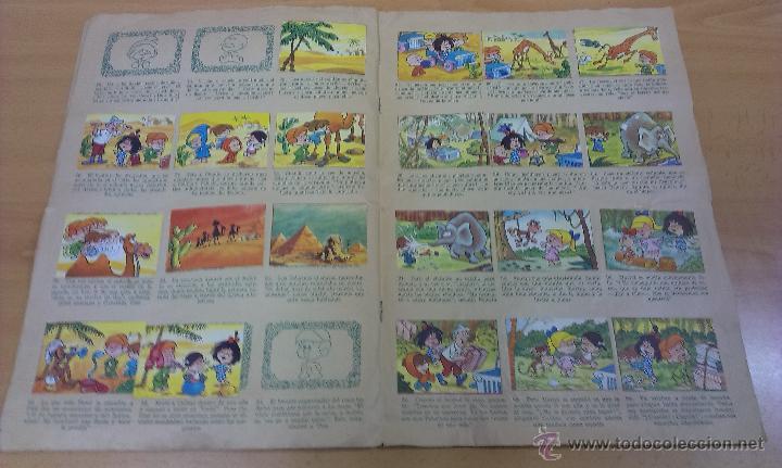 Coleccionismo Álbumes: ALBUM CON CROMOS VAMOS A LA CAMA LAS FANTASTICAS AVENTURAS DE LA FAMILIA TELERIN - Foto 6 - 43157581