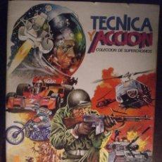 Coleccionismo Álbumes: TECNICA Y ACCION - VACIO . LA EDICION DE LA FOTO. Lote 205694953
