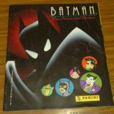 Coleccionismo Álbumes: BATMAN - ALBUM DE CROMOS. Lote 43223460