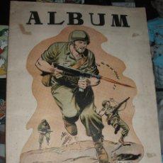Coleccionismo Álbumes: ALBUM HAZAÑAS BELICAS. Lote 43477105