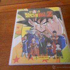 Coleccionismo Álbumes - ALBUM PANINI, BOLA DE DRAGON - DRAGON BALL Z ARCHIVADOR CON 39 STAKS - 43765384