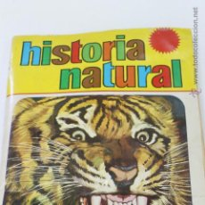 Coleccionismo Álbumes: HISTORIA NATURAL EDITORIAL BRUGUERA. SA. 1967. Lote 44667895