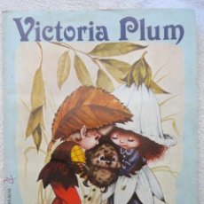 Coleccionismo Álbumes: ALBUM VICTORIA PLUM CASI COMPLETO FALTAN 4 CROMOS. Lote 44835028