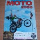 Coleccionismo Álbumes: ALBUM MOTO 2000 INCOMLETO EDICIONES VULCANO S.A 1973 - 66 CROMOS. Lote 160747226