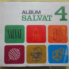 Coleccionismo Álbumes: ALBUM SALVAT 4 . Lote 45201206