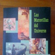 Coleccionismo Álbumes: LAS MARAVILLAS DEL UNIVERSO. ALBUM DE NESTLÉ DE 1957. INCOMPLETO. BUEN ESTADO.. Lote 45316372