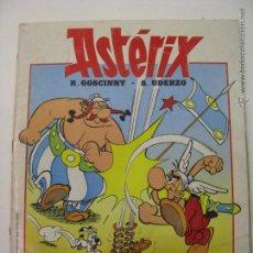 Coleccionismo Álbumes: ÁLBUM DE CROMOS ASTÉRIX/ PANINI 1987 / INCOMPLETO FALTAN 36 CROMOS. Lote 45922385