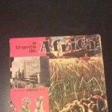 Coleccionismo Álbumes: ALBUM AFRICA CHOCOLATES BATANGA. Lote 46412907