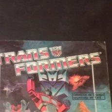 Coleccionismo Álbumes: ALBUM THE TRANS& FORMES PANINI. Lote 46413378