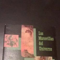 Coleccionismo Álbumes: ALBUM LAS MARAVILLAS DEL UNIVERSO NESTLÉ. Lote 46413503