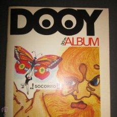 Coleccionismo Álbumes: ALBUM DOOY GULLIVER-21 - ALBUM INCOMPLETO - (ALB-173). Lote 46607212