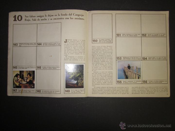 Coleccionismo Álbumes: LAS AVENTURAS DE PINOCHO - EDICIONES VULCANO - ALBUM INCOMPLETO - (ALB-174) - Foto 12 - 46607247