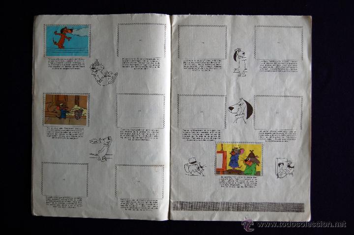 Coleccionismo Álbumes: ALBUM TIRO LOCO MCGRAW Y SUS AMIGOS. EDIT FHER. 1963. CONTIENE 52 DE 206 CROMOS. MUY BUEN ESTADO - Foto 5 - 46616600