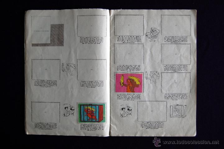 Coleccionismo Álbumes: ALBUM TIRO LOCO MCGRAW Y SUS AMIGOS. EDIT FHER. 1963. CONTIENE 52 DE 206 CROMOS. MUY BUEN ESTADO - Foto 6 - 46616600