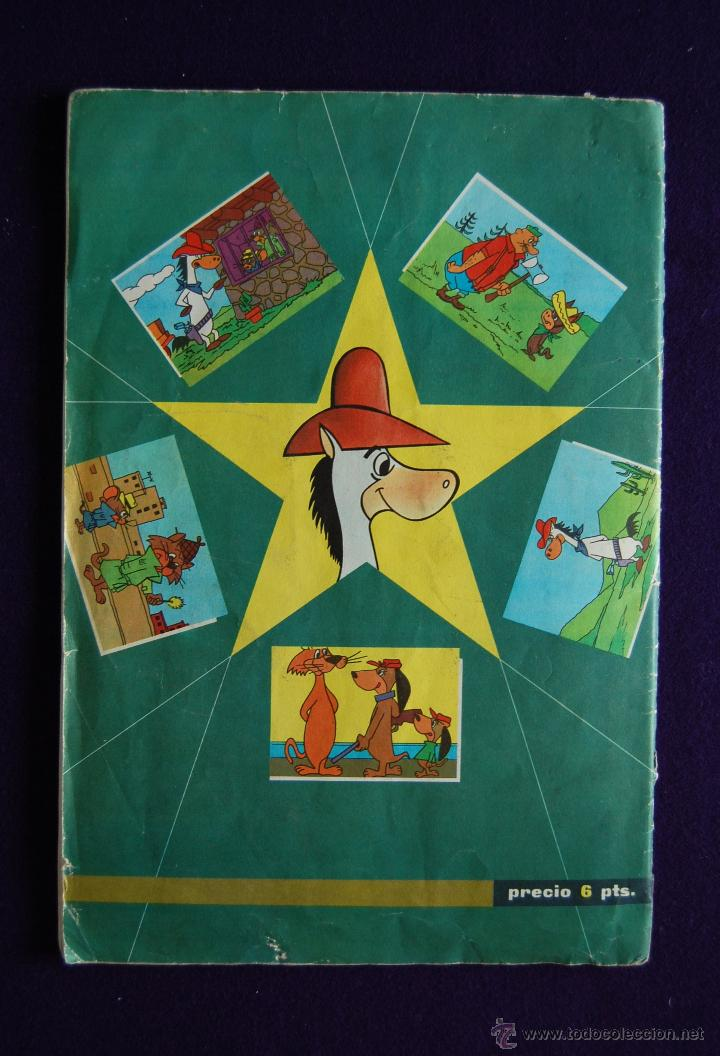 Coleccionismo Álbumes: ALBUM TIRO LOCO MCGRAW Y SUS AMIGOS. EDIT FHER. 1963. CONTIENE 52 DE 206 CROMOS. MUY BUEN ESTADO - Foto 19 - 46616600