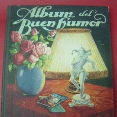 Coleccionismo Álbumes: POTAX. ÁLBUM DEL BUEN HUMOR, APROXIMADAMENTE DE LOS AÑOS 40. Lote 46792509