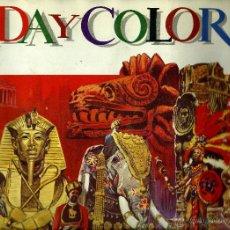 Coleccionismo Álbumes: CROMOS ''VIDA Y COLOR-2'' -1969 - COLECCION INCOMPLETA DE 484 CROMOS [FALTAN 2]. Lote 46869680