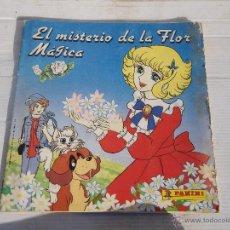 Coleccionismo Álbumes: ALBUM DE CROMOS INCOMPLETO LA FLOR MAGICA. Lote 47066375