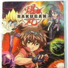 Coleccionismo Álbumes: BAKUGAN - ALBUM INCOMPLETO PANINI. Lote 47433810