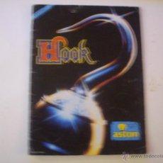 Coleccionismo Álbumes: ALBUM DE CROMOS HOOK.. Lote 47527431