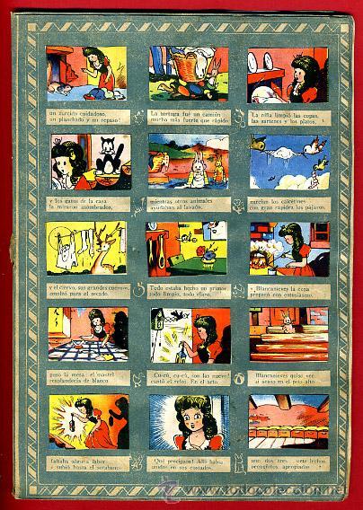 Coleccionismo Álbumes: ALBUM CROMOS BLANCANIEVES Y LOS SIETE ENANITOS , CON 255 CROMOS ,SOBRE AS SERIE E ,ORIGINAL, K - Foto 11 - 47556363