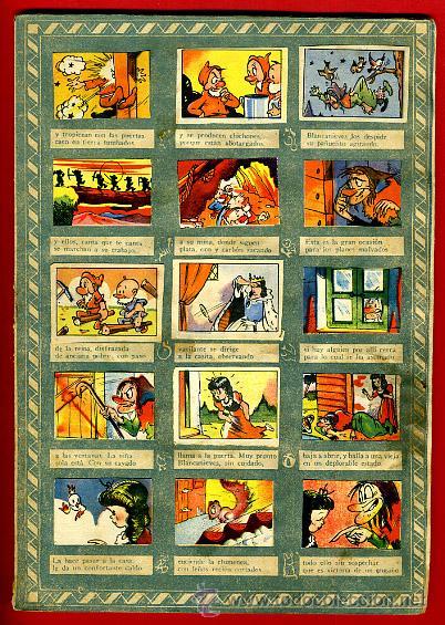 Coleccionismo Álbumes: ALBUM CROMOS BLANCANIEVES Y LOS SIETE ENANITOS , CON 255 CROMOS ,SOBRE AS SERIE E ,ORIGINAL, K - Foto 19 - 47556363