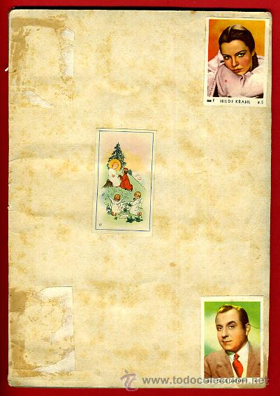 Coleccionismo Álbumes: ALBUM CROMOS BLANCANIEVES Y LOS SIETE ENANITOS , CON 255 CROMOS ,SOBRE AS SERIE E ,ORIGINAL, K - Foto 23 - 47556363