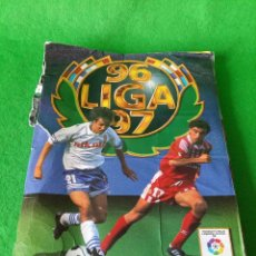 Coleccionismo Álbumes: ALBUM ESTE DE LA TEMPORADA 96/97 1996/1997. Lote 47560615