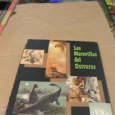 Coleccionismo Álbumes: ALBUM LAS MARAVILLAS DEL UNIVERSO 1957 NESTLE. Lote 48162361